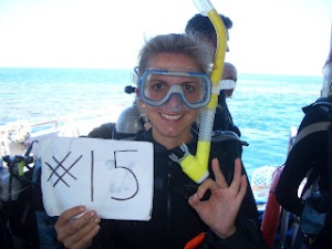 15. Dive in the Great Barrier Reef in Australia.