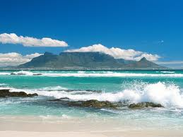 The awesome Table Mountain