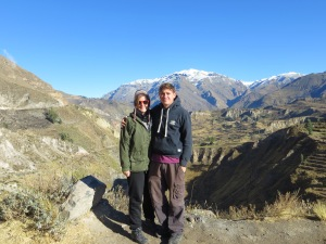 Beccy and Stephan from Feed My Travel