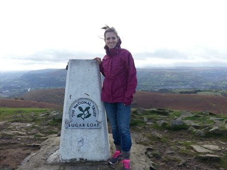 Sugar Loaf Mountain, Wales